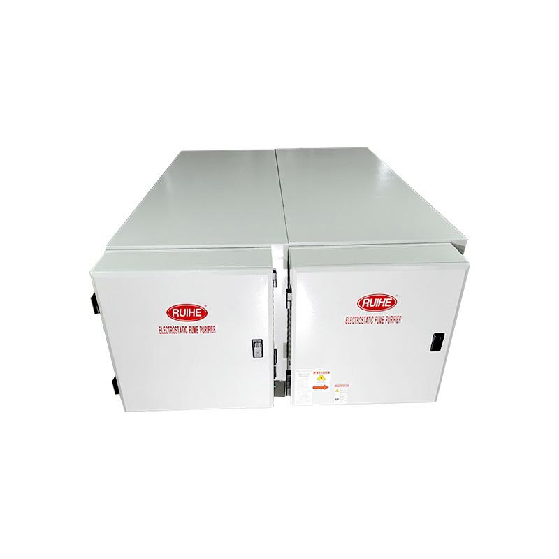 Commercial Kitchen Electrostatic